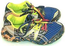 ASICS Gel Noosa Tri 8 T306N Mens Running Shoes US 8 41 EUR Multicolor Pattern