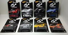 Hot Wheels Gran Turismo Limited Edition Series Full Set of 8 Models Brand New