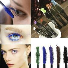 Women Charm Mascara Long Fiber Curling Eyelash Extension Makeup Cosmetic New
