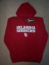 ($40) Oklahoma Sooners Jersey HOODIES/HOODIE'S Sweatshirt YOUTH KIDS BOYS (xl)