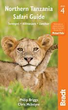 Northern Tanzania: Serengeti, Kilimanjaro, Zanzibar (Bradt Travel Guides) by Bri