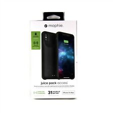 MOPHIE CASE FOR IPHONE XS MAX POWER BATTERY JUICE PACK ACCESS QI USB-C 401002839
