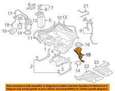 AUDI OEM 01-02 TT Quattro-Fuel Gauge Tank Float Level Sending Unit 8L9919673K