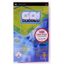 GO! SUDOKU, Spiel für Sony PSP, NEU+OVP