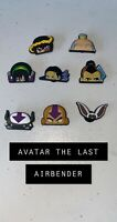 shoe charms for crocs avatar the last airbender
