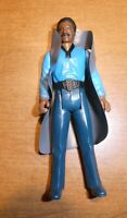 Vintage Star Wars Lando Calrissian Action Figure 1980 Kenner