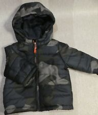 535cd64db Camouflage Polyester Boys  Coats