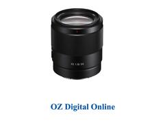 New Sony FE 35mm F1.8 (Full Frame) Lens 1 Year Au Warranty