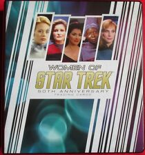 2017 Women Of Star Trek 50th Anniversary Non-Sketch MASTER Set Of 339 Cards! NEW