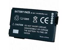 Batteria cp.Canon BP-208 (DC230 DC220 DC100 DC51 DC40 DC22 HR10 MVX460 MVX4i)