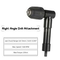 0.8-10mm Right Angle Bend Extension 90 Degree Drill Attachment Adapter Tool A3P3