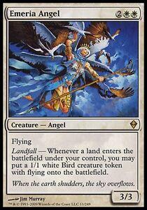 Ange d'Emeria - Emeria Angel - Magic mtg -