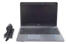 HP ProBook 450 G1 i7-4702MQ Quad-Core 2.2GHz 8GB RAM 750GB HDD Windows 10 Pro