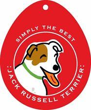 Jack Russell Terrier Sticker 4×4″