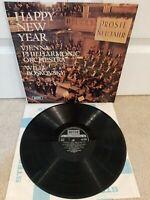 "SXL 6495 Vienna Philharmonic Orchestra Willi Boskovsky – Happy New Year 12"" LP"