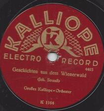 Kalliope Orchester spielt Wiener Walzer : Dorfschwalben aus Österreich