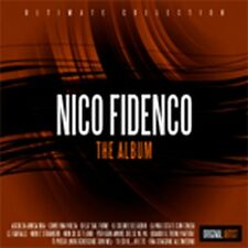 NICO FIDENCO THE ALBUM  CD CANZONE ITALIANA