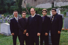 "James Gandolfini, Tony Soprano. ""The Sopranos,""  Photo Print 14 x 11"""