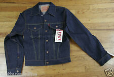 "LVC Levis Capital E Jacket 70505-0217 1967 Type 111 Jacket  ""Deadstock"" M Levis"