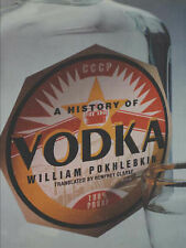 NEW A History of Vodka (Interverso) by William Pokhlebkin