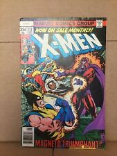 X-Men Lot Of 4 #112 113x2 114