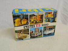 Kibri HO Plastic Model Kit Station Accessories Box 9560