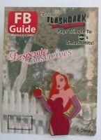 Disneyland Cast Flashback JESSICA Rabbit ABC Desperate Housewives LE Pin DLR