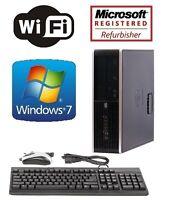 HP DUAL CORE ATHLON X2 3.0GHz 16GB WINDOWS 7 DESKTOP COMPUTER 1TB HDMI GAMING PC