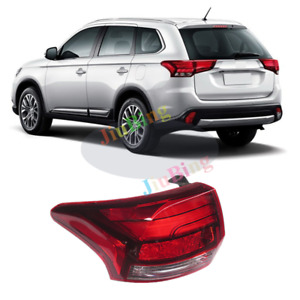 ~For Mitsubishi Outlander 2016 17 18 19 LED Left Driver LH Outer Tail Light Lamp
