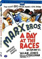 Marx Brothers: A Day at the Races (1937) DVD *NEW