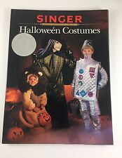 Singer Halloween Costumes Book, Softcover - With Benjamin Franklin Award