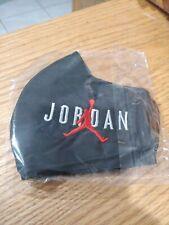 Sport Face Mask Air Jordan Jumpman black/White/Red, Cotton High Quality Product