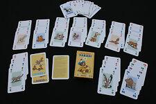 P1342 Carta Ancien jeu de bataille recreazen Yakari carte
