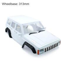 Hard Plastic Car Body Shell for 1/10 RC Rock Crawler Axial SCX10 Wheelbase 313mm