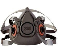 3M 6300 Half Facepiece Reusable Respirator, Size - Large