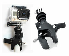 For Gopro Hero 3 2 1 Accessories Bike Motorcycle ATV Mount With Tripod Adaptor