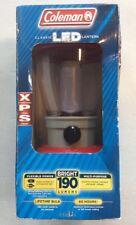Coleman 4D XPS Classic Personal Size LED Lantern w/ Lifetime Bulb 190 Lumens