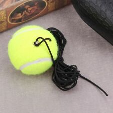 Wool Elastic Rope Tennis Trainer Ball Tennis Rubber Band Balls Training