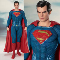 2017 Artfx+ Statue Superman Justice League Movie DC Comics Figurine Statue