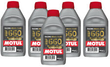 Motul RBF 660 Aceite Líquido frenos Racing moto PUNTO 4 5 x 500 ml 100%