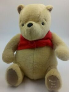 Classic vintage Winnie the pooh excellent condition 12.5 inches tall