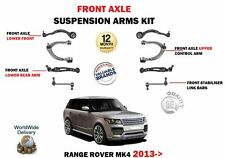 FOR RANGE ROVER MK4 2013-> FRONT SUSPENSION UPPER LOWER TRACK CONTROL ARMS SET