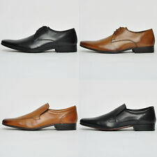 Ikon FINEST LEATHER Mens Classic Formal Dress Designer Fashion Shoes From £16.99