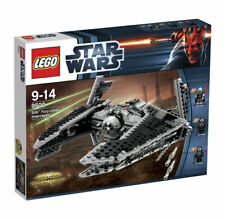 Lego Star Wars Sith Fury-Class Interceptor (9500) NIB Unopened