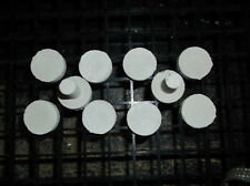 "7/8"" Coral Frag Plug 10 PackNeptune's Garden Plugs Plates and  Fixtures"