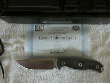Ontario TAK Limited Edition Knife #107