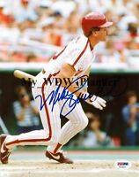 Mike Schmidt - Philadelphia Phillies - Signed Photo - PSA/DNA