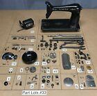 1950 Singer 66 16 Sewing Machine Parts Lots Replacement Repair Restore Original