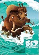 ICE AGE 2 MELTDOWN MOVIE POSTER ~ SURFING CAST 24x36 Cartoon Scrat Manny Diego