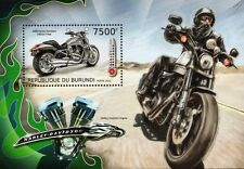 2008 harley davidson vrsca v-rod moto/moto stamp sheet